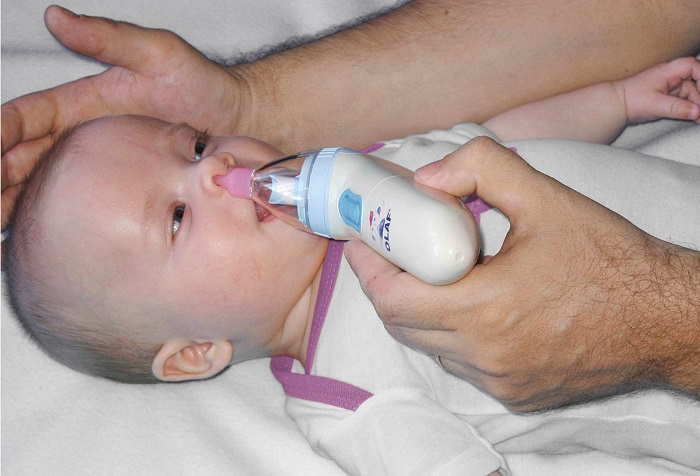 Máy hút mũi trẻ em loại nào tốt