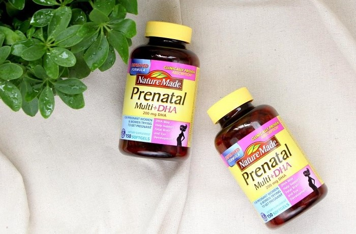 Nature made Prenatal Multi DHA