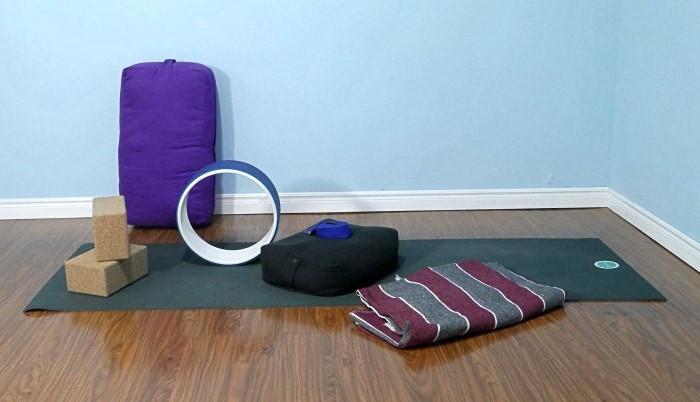 Dụng cụ tập Yoga