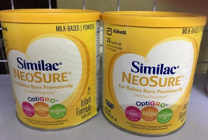Sữa Similac Neosure Infant Formula