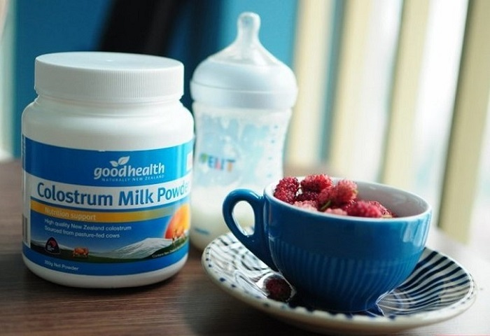 sữa non cho trẻ sơ sinh loại nào tốt