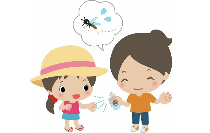 xịt chống muỗi cho bé loại nào tốt