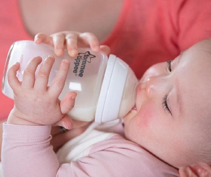 Bình sữa loại nào tốt