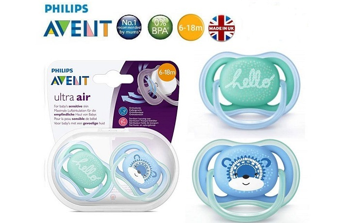 Ty ngậm Philips Avent