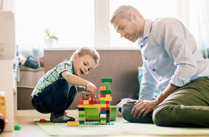Chọn đồ chơi thông minh cho bé